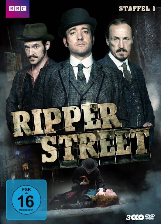 Review: Ripper Street | Staffel 1 (Serie)