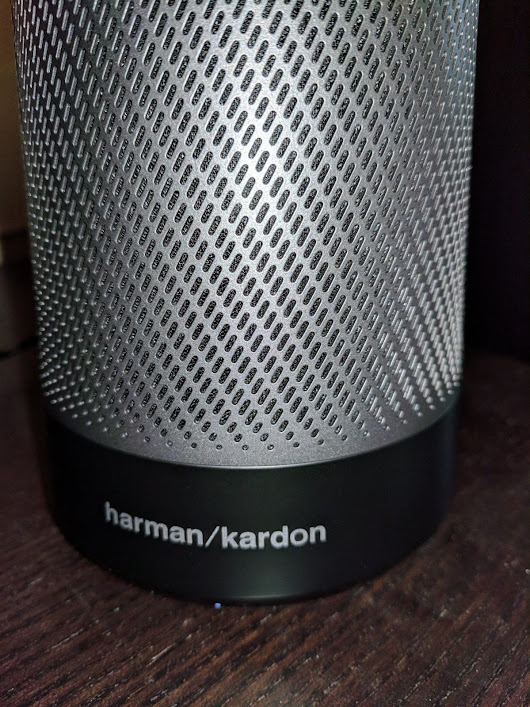 Harman Kardon Invoke: A Beautiful Cortana Powered Smart Speaker • GearDiary