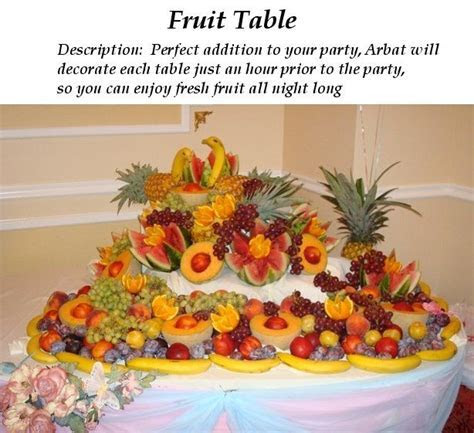 85 best images about     Fruit decorations     on Pinterest