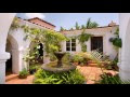 Spanish Style House Los Angeles