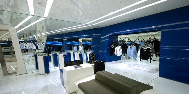 BMW Lifestyle store by eightsixthree, Beijing » Retail Design Blog