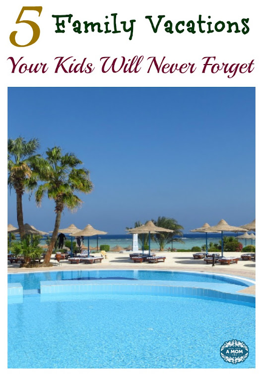 Making Memories: 5 Family Vacations Your Kids Will Never Forget -