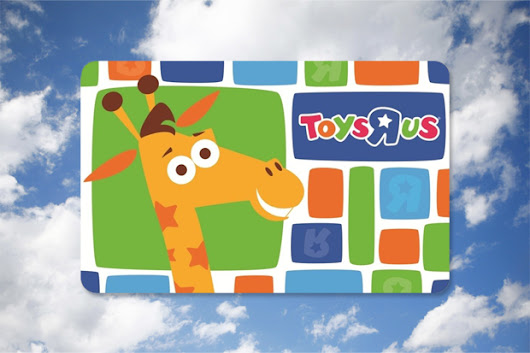 Win a £50 Toys R Us gift card