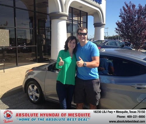 DeliveryMaxx Congratulates Jerry Michalak and Absolute Hyundai on excellent social media engagement! by DeliveryMaxx