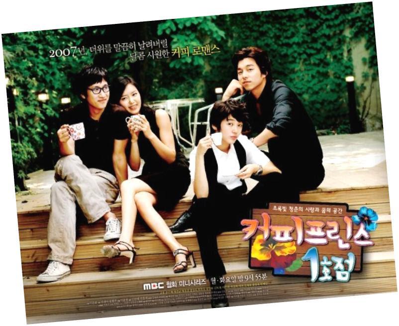 [Review K-Drama] Coffe Prince