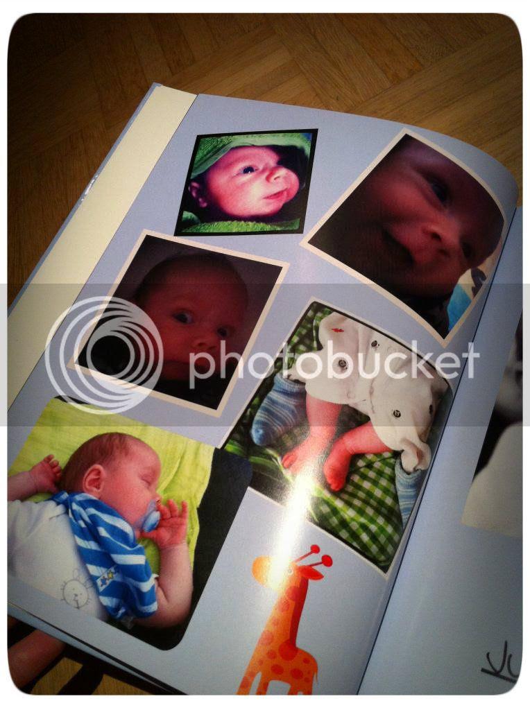 fertiges Fotobuch von Cewe - Innen