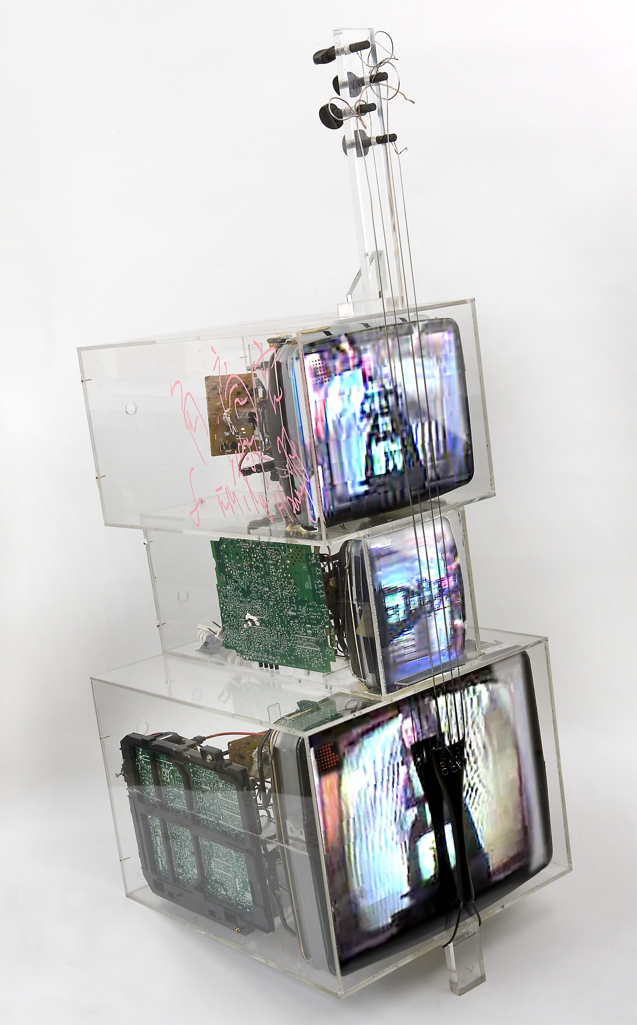 Overcoming Obsolescence The Examination Documentation And Preservation Of Nam June Paik S Tv Cello Electronic Media Review