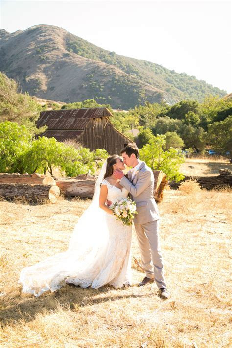 Polsky Wedding: San Luis Obispo Wedding Photographer at La