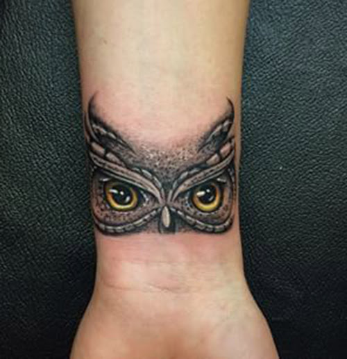 Ideas Exclusivas Para Tatuajes De Búhos Y Lechuzas Tatuajes Geniales