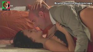 Bruna Quintas sensual na novela Valor da Vida