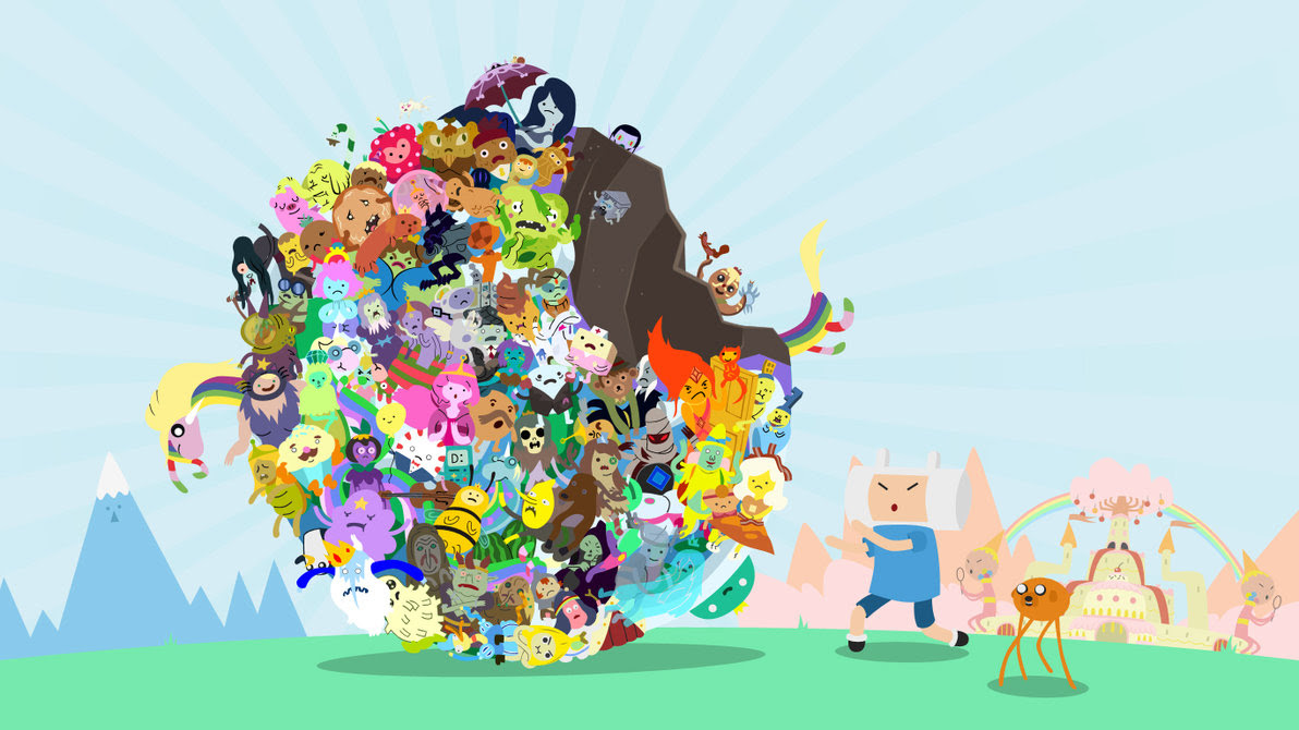 Adventure Time Characters Pictures