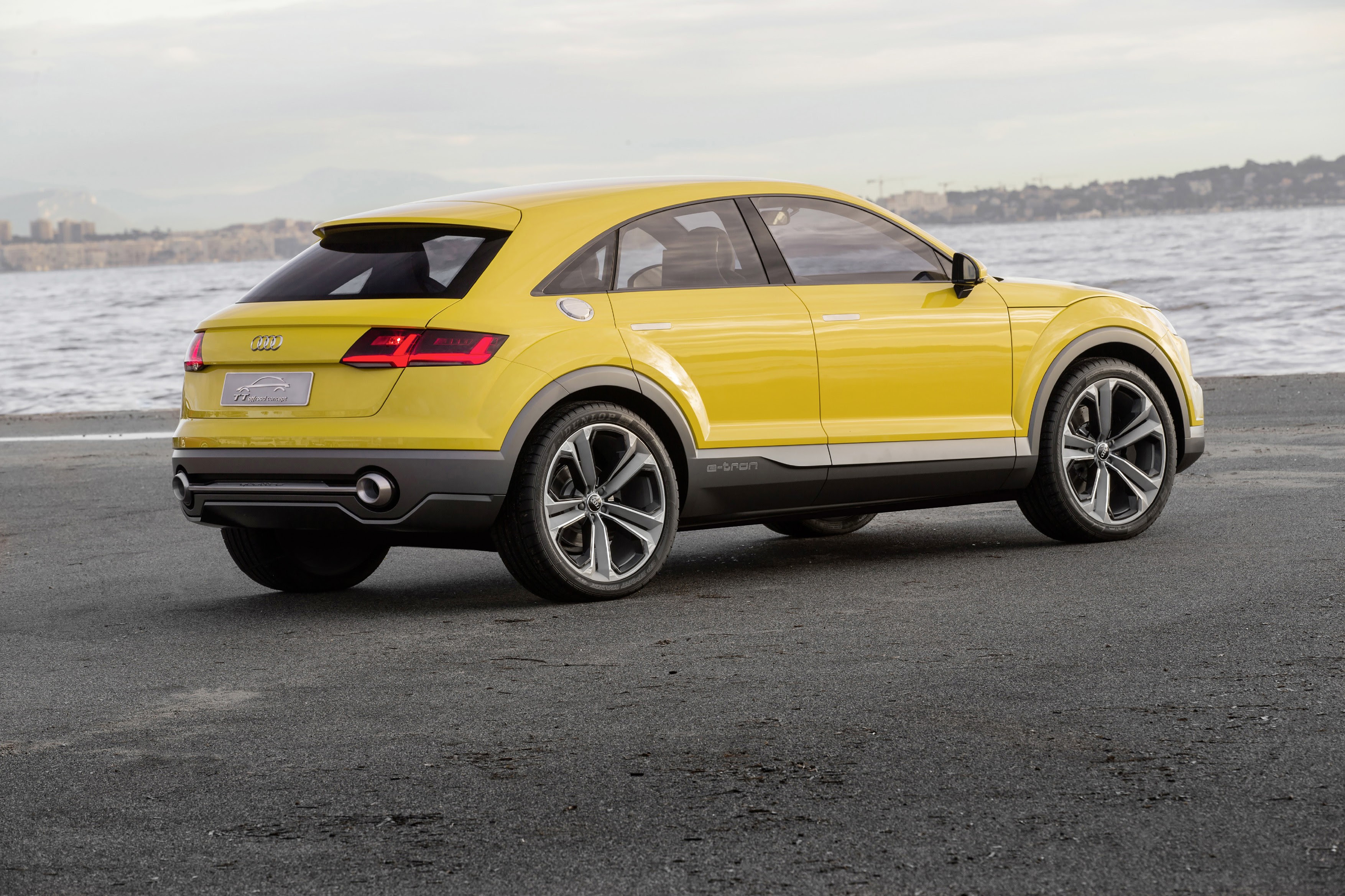 Audi to Launch TTQ Offroader in 2017 Due to Fight With Fiat Over Q4 ...