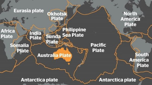 #Supercontinent shapes up for another new-look Earth