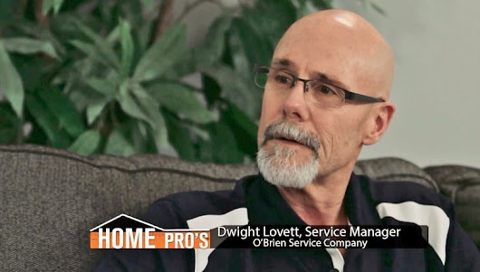 Heating and AC Repair Videos and Commercials- O'Brien Service Company