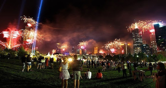 Discover 2018 New Years Eve in Canberra