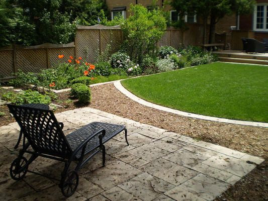 Backyard landscaping ideas for small spaces