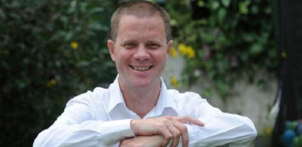 Tim Wotton diz que ter fibrose cística lhe permite ter uma perspectiva única da vida