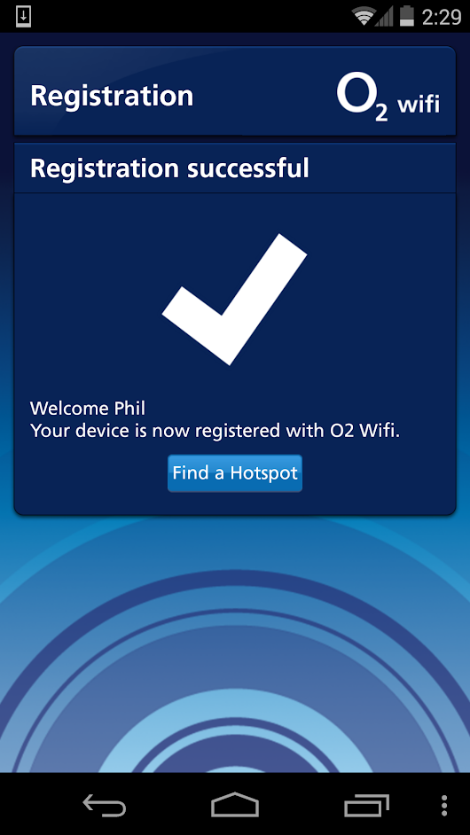 O2 Wifi app sends authentication and personal data over insecure connections