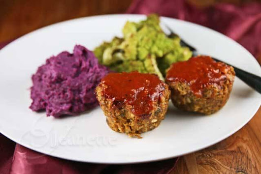 Gluten-Free Meat Loaf Muffins