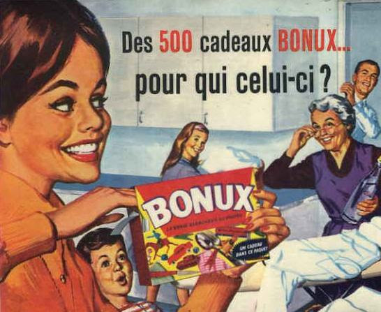 Macron marketing bonux
