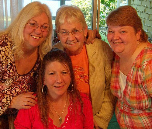 me. mom , vanessa and val 2