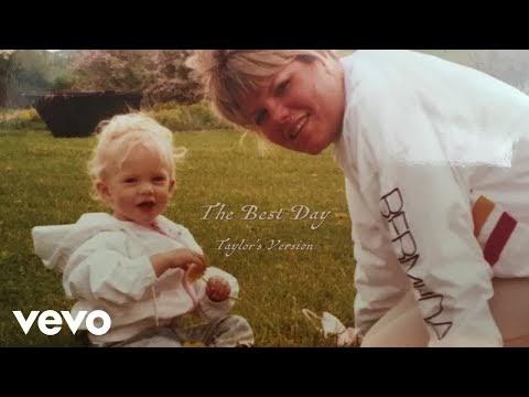 Taylor Swift - The Best Day (Taylor's Version) Lyrics