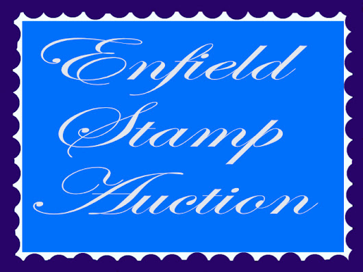 Enfield Stamp Auction 1002 ending 12.01.19 - Enfield Stamp Company Ltd.