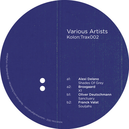 Various Artists - Kolon:Trax 002