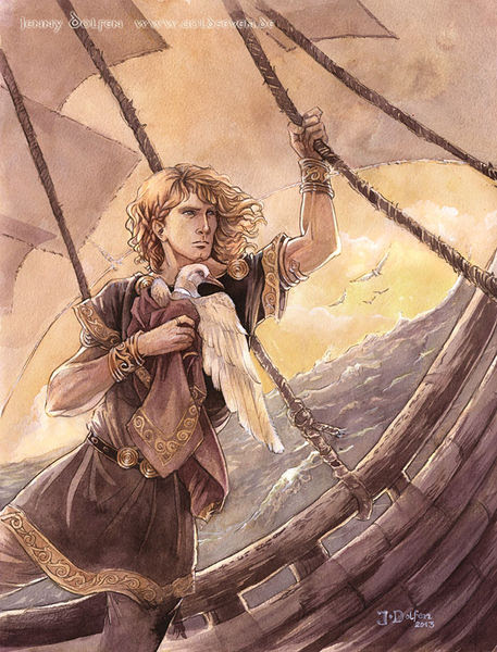 """The Voyage of Éarendel the Evening Star,"" Puisi yang Melahirkan Middle-earth"