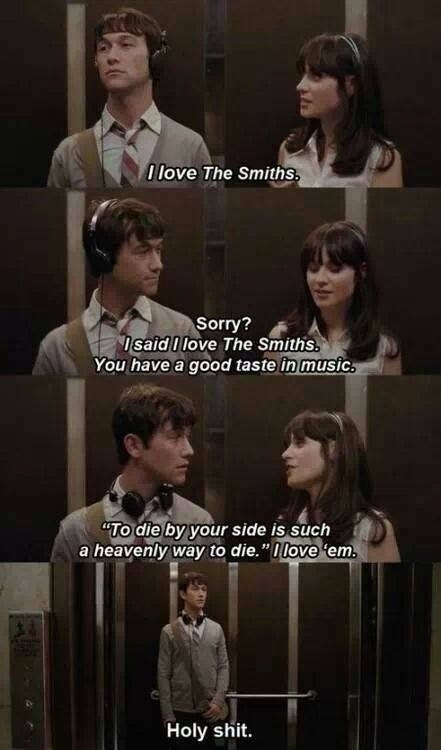 Love Quotes 500 Days Of Summer Fall In Love Just Friends Summer Love