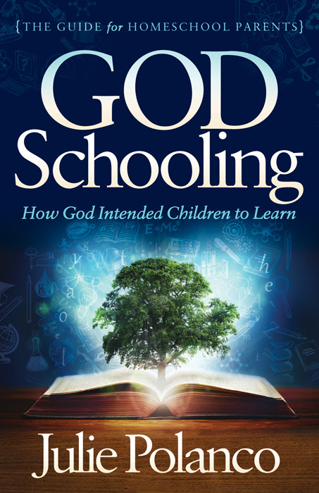 God Schooling: How God Intended Children to Learn from Julie Polanco: A TOS Crew Review