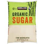 Kirkland Organic Cane Sugar, 10 lbs.