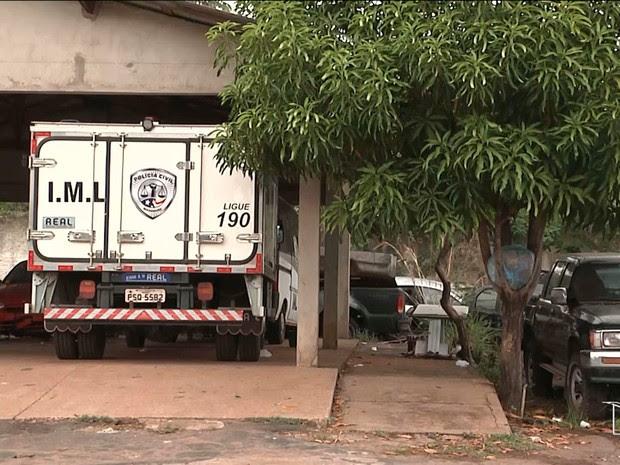 A série de homicídios mobilizou a polícia do estado do Maranhão (Foto: Reprodução/TV Mirante)