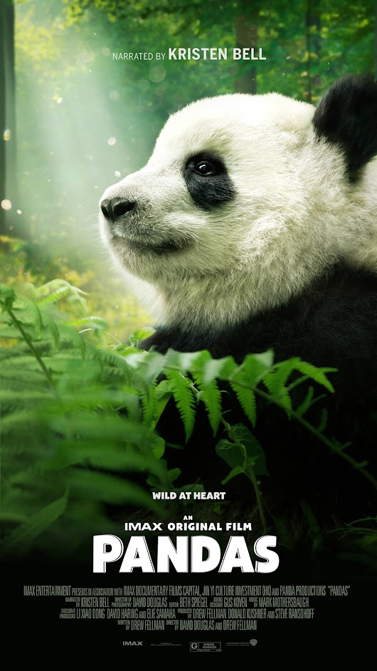 Pandas, The IMAX documentary Just In Time For Family Fun Month - For The Love To
