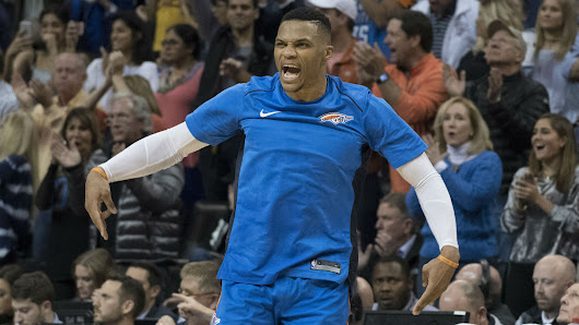 Thunder fans miss Russell Westbrook's buzzer beater due to Emergency Alert System test | NBA | Sporting News