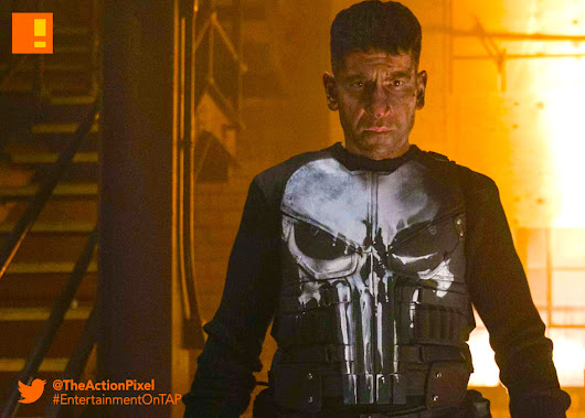"New ""The Punisher"" images has Frank Castle suited up for urban warfare"