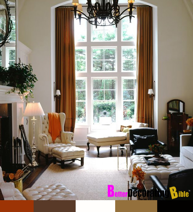 Easy classic traditional fall halloween top interior better ...