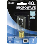 Feit Electric Incandescent T8 Appliance Light Bulb, 40W