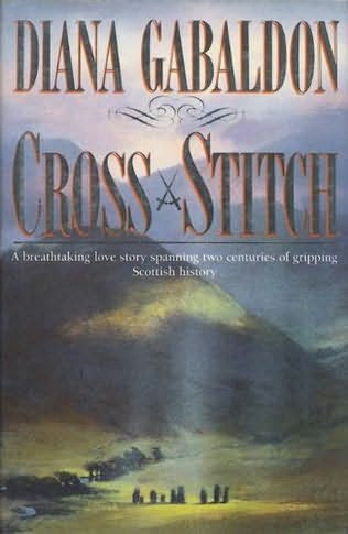 book cover of   Cross Stitch