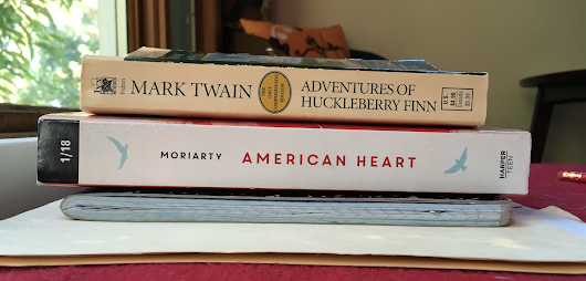 Why I think you should read Laura Moriarty's American Heart - Cathy Day