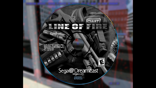 In The Line Of Fire - 3D FPS for the Sega Dreamcast