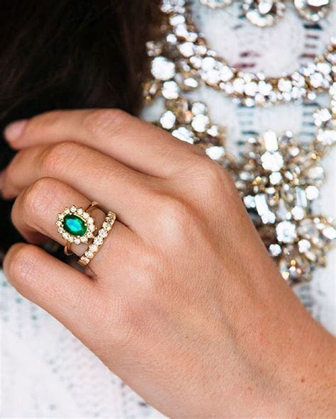 25  best ideas about Colored Engagement Rings on Pinterest