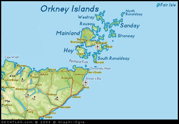 Resultado de imagen de orkney islands