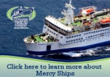 Click here to learn more about Mercy Ships