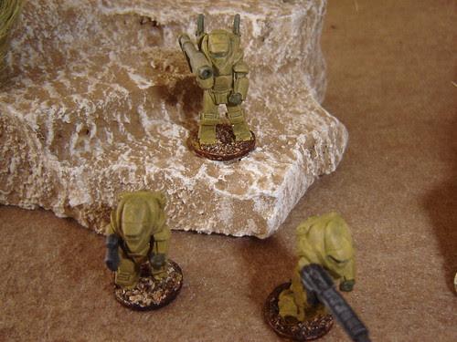 2nd Power Armour Team