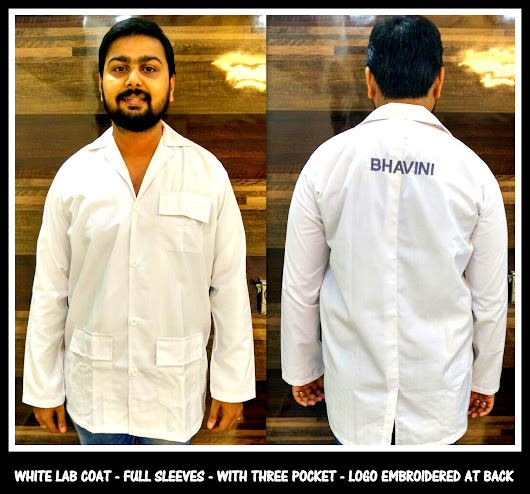 Full sleeves laboratory coats dealers in Chennai