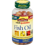 Nature Made, Adult Gummies Fish Oil, 150 Gummies