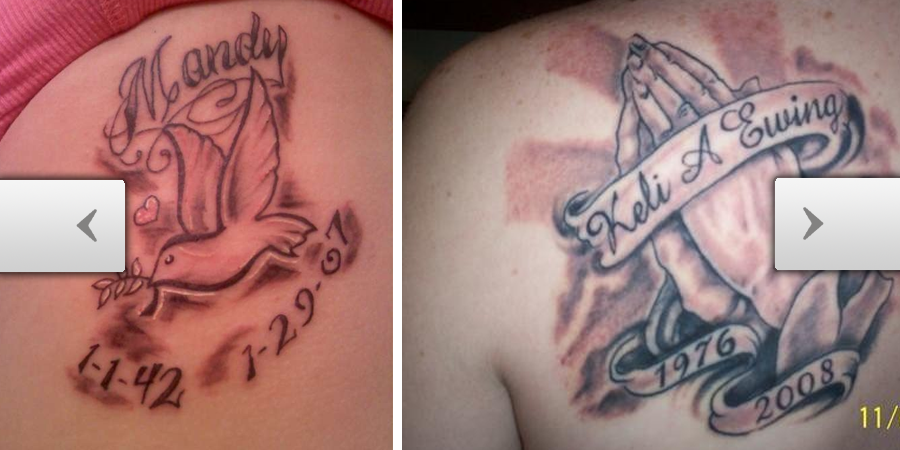 Tattooscom Beautiful Rest In Peace Tattoos For Passed Loved Ones