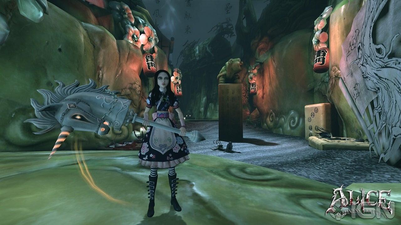 Alice Madness Returns (2011)