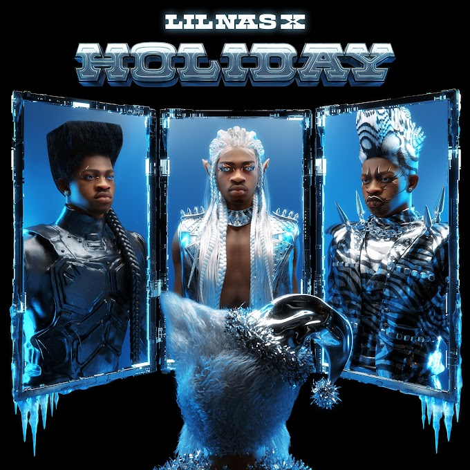 Lil Nas X - HOLIDAY (Clean / Explicit) - Single [iTunes Plus AAC M4A]